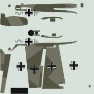 Asisbiz COD asisbiz Bf 109E4 Stab III.JG2 Erich Mix WNr 1526 France May 1940