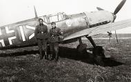 Asisbiz Messerschmitt Bf 109E3 Jagdgeschwader 2 Winkel Balken France early 1940 01