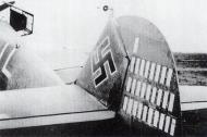 Asisbiz Messerschmitt Bf 109E4 Stab I.JG2 Helmut Wick tail showing 28 kills France 1940 01