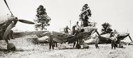 Asisbiz Messerschmitt Bf 109E JG2 stand ready for deployment 1940 01