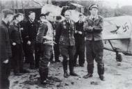 Asisbiz Aircrew Luftwaffe aces Pichon Kalau von Hofe+Waldhausen+Trautlofts JG54 Sep 1940
