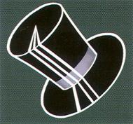 Asisbiz Aircraft personal emblem of I.JG26 Gottahrd Handrick Top Hat 0A