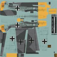 Asisbiz COD CF Bf 109E4 Stab JG26 Adolf Galland France Sep 1940