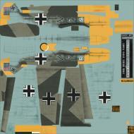 Asisbiz COD CF Bf 109E4 Stab JG26 Adolf Galland France Sep 1941