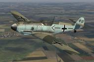 Asisbiz COD CF Bf 109E4 Stab JG26 Adolf Galland WNr 5398 France Aug 1940 V0A