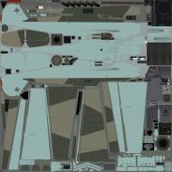 Asisbiz COD EZ Bf 109E4 JG26 Adolf Summer France 1940 SNM