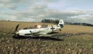 Asisbiz COD EZ Bf 109E4 JG26 Adolf Summer France 1940 by TarJakArt