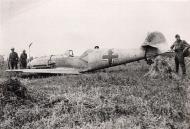 Asisbiz Messerschmitt Bf 109E Stab JG26 shot down over England 1940 01
