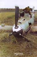 Asisbiz Messerschmitt Bf 109E1 Stab III.JG26 Werner Bartels WNr 6296 force landed Kent 24th Jul 1940 09