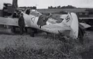 Asisbiz Messerschmitt Bf 109E1 Stab III.JG26 Werner Bartels WNr 6296 force landed Kent 24th Jul 1940 10