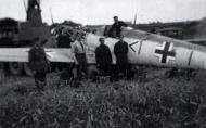 Asisbiz Messerschmitt Bf 109E1 Stab III.JG26 Werner Bartels WNr 6296 force landed Kent 24th Jul 1940 11