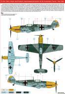Asisbiz Messerschmitt Bf 109E4 Stab JG26 Adolf Galland WNr 5819 Audembert France Dec 1940 0B