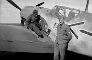 Asisbiz Messerschmitt Bf 109E4 Stab JG26 Adolf Galland WNr 5819 France 1940 13