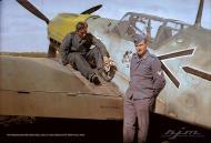 Asisbiz Messerschmitt Bf 109E4 Stab JG26 Adolf Galland WNr 5819 France 1940 14