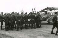 Asisbiz Messerschmitt Bf 109E4 Stab JG26 Adolf Galland WNr 5819 France 1940 ebay 03