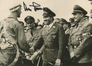 Asisbiz Aircrew Luftwaffe ace JG26 Maj Adolf Galland signed 01