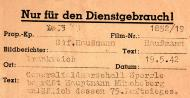 Asisbiz Aircrew Luftwaffe telegram for Joachim Muncheberg for a meeting with HQ 01