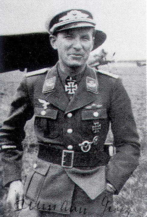 Aircrew Luftwaffe ace 4.JG51 Georg Seelmann 1942 04