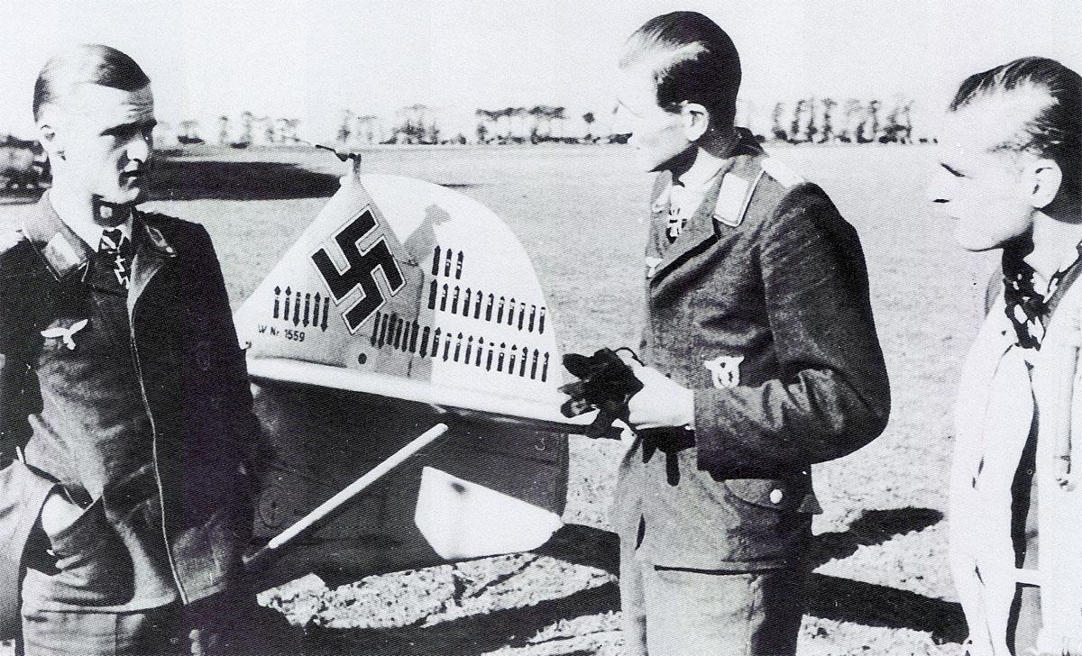 Aircrew Luftwaffe ace 7.JG27 Wilhelm Balthasar Sep 1940 02