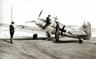 Asisbiz Messerschmitt Bf 109E3 JG3 Strich Balken swastikas censored Emil refueling Berlin Doeberitz 1939 01
