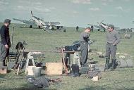 Asisbiz Messerschmitt Bf 109E3 Stab JG3 Chevron bar France 1940 01