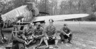 Asisbiz Messerschmitt Bf 109E4 Stab I.JG3 Friedrich Hahn under repair France 1940 02