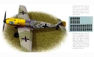 Asisbiz Messerschmitt Bf 109E4 Stab I.JG3 Gunther Lutzow WNr 1433 France May 1940 Avions 190 P04