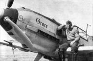 Asisbiz Messerschmitt Bf 109E4 Stab III.JG3 Egon Troha Grace France June 1940 01