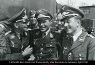 Asisbiz Aircrew Luftwaffe hero Franz von Werra shortly after his return to Germany April 1941 01