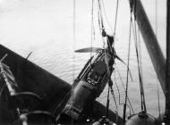Asisbiz Messerschmitt Bf 109E7 3.JG5 Otto Jahn aircraft being salvaged 03