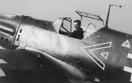 Asisbiz Messerschmitt Bf 109E1 Stab I.JG51 Chevron triangle Hans Heinrich Brustellin WNr 1798 Speyer Germany Oct 1939 01