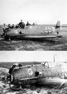 Asisbiz Messerschmitt Bf 109E4 Stab JG51 force landed location Russia 1941 01