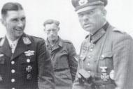 Asisbiz Aircrew Luftwaffe ace Werner Molders and Generaloberst Heinz Guderian 01