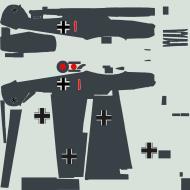 Asisbiz COD asisbiz Bf 109E1 2.JG52 Red 1 Hans Berthel WNr 3335 Bonn 1939 B