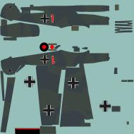 Asisbiz COD asisbiz Bf 109E1 2.JG52 Red 1 Hans Berthel WNr 3335 Bonn 1939