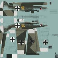 Asisbiz COD CF Bf 109E4 3.JG52 Yellow 11 France 1940