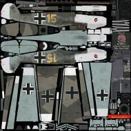 Asisbiz COD ES Bf 109E3 3.JG52 Y15 Kurt Wolff France 1940
