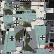 Asisbiz COD EZ Bf 109E3 3.JG52 Y15 Kurt Wolff France 1940