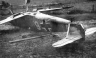 Asisbiz Messerschmitt Bf 109E 1.JG54 White 6 landing mishap ebay 06