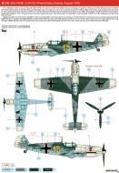 Asisbiz Messerschmitt Bf 109E3 3.JG52 Yellow 15 Kurt Wolff crash landed France 30th Aug 1940 0E