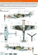 Asisbiz Messerschmitt Bf 109E3 3.JG52 Yellow 15 Kurt Wolff crash landed France 30th Aug 1940 0F