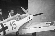 Asisbiz Messerschmitt Bf 109E3 3.JG52 Yellow 15 early camouflage 01