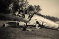 Asisbiz Messerschmitt Bf 109E4 3.JG52 Yellow 5 Woensdrecht Holland 26th April 1941 ebay 01