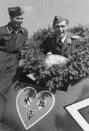 Asisbiz Aircrew Luftwaffe ace and JG54 Kommodore Trautloft Hannes 01