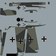 Asisbiz COD asisbiz Bf 109E3 Stab I.JG77 Chevron Keiki WNr 5102 Kieki France 1940