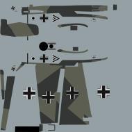 Asisbiz COD asisbiz Bf 109E3 Stab I.JG77 double chevron WNr 3250 1940