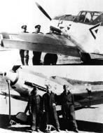 Asisbiz Messerschmitt Bf 109E3 Stab II.JG77 Maj Harry von Bulow Bothkamp Kristiansand Apr 1940 01