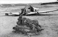 Asisbiz Bf 109E 1.JG77 Yellow 9 used by Hugo Dahmer belly landed Titowka btw 24th n 30th Jul 1941 07