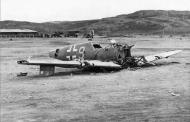 Asisbiz Bf 109E 1.JG77 Yellow 9 used by Hugo Dahmer belly landed Titowka btw 24th n 30th Jul 1941 08