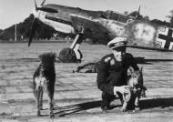 Asisbiz Messerschmitt Bf 109E1 4.JG77 White 13 Helmut Henz Norway Jun 1940 03